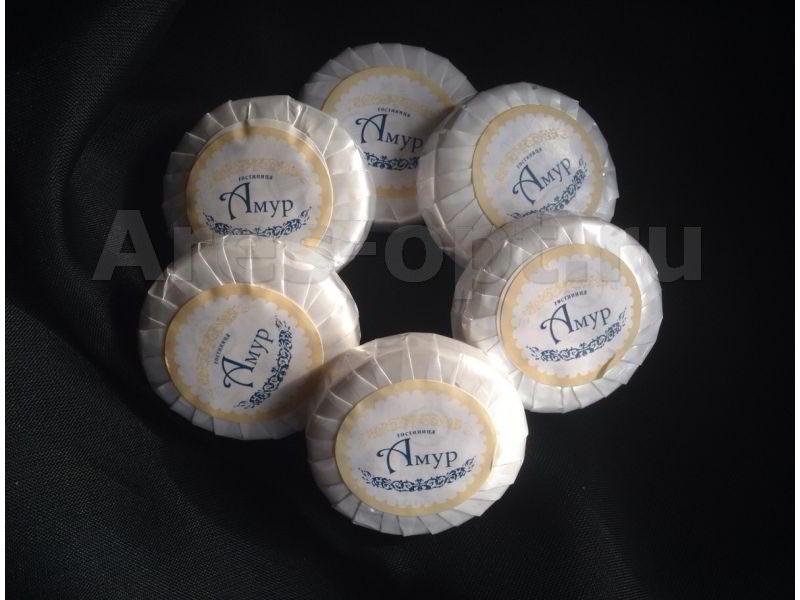 гостиничное мыло, наборы для душа с логотипом