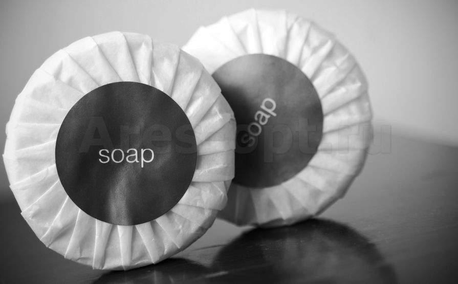 одноразовое мыло для гостиниц